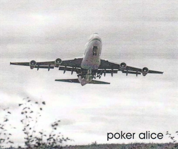 Poker Alice - The Plane